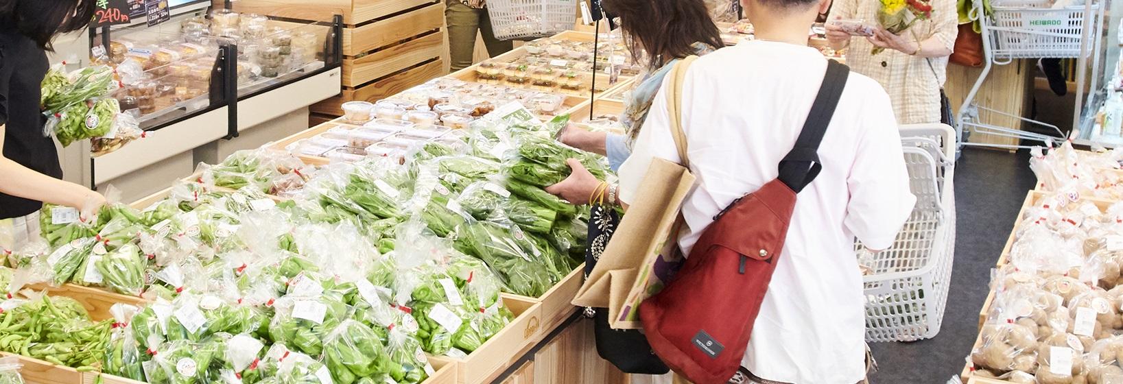 池田町産マーケットこっぽい屋事業